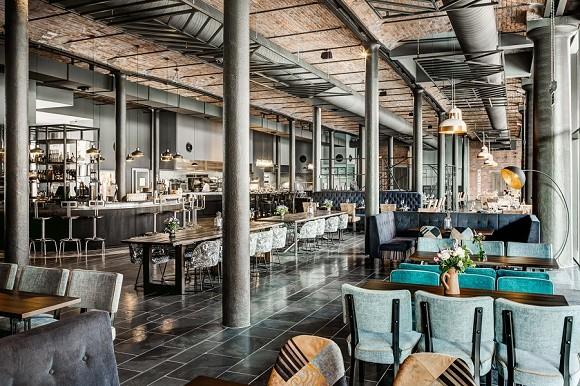 dream venue: titanic hotel liverpool