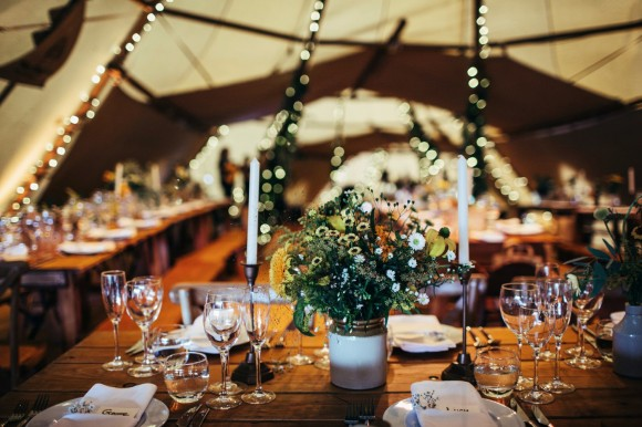 Tipi Wedding image Lisa Aldersley