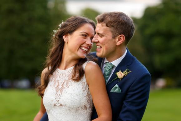 peachy keen. jesus peiro for a timeless lake district wedding – victoria & christopher