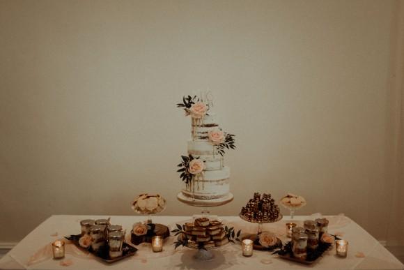 A Romantic Wedding at Beamish Hall (c) Chris Parkinson Photography (32)