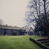 A Winter Wedding at Samlesbury Hall (c) Chelsea Shoesmith Photography (1)