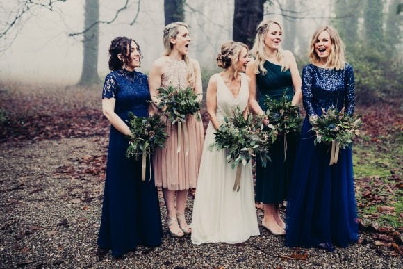 A Winter Wedding at Samlesbury Hall (c) Chelsea Shoesmith Photography (23)