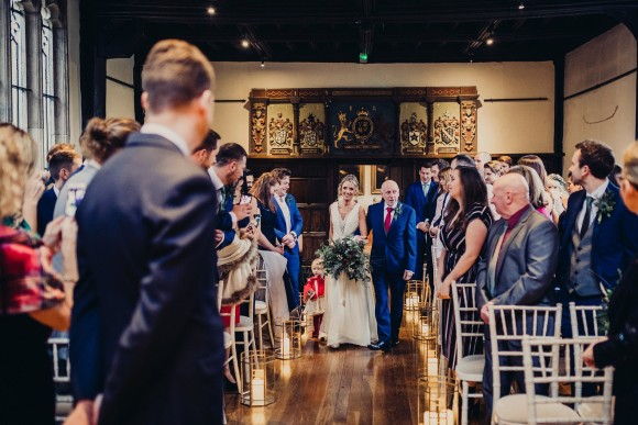 A Winter Wedding at Samlesbury Hall (c) Chelsea Shoesmith Photography (25)