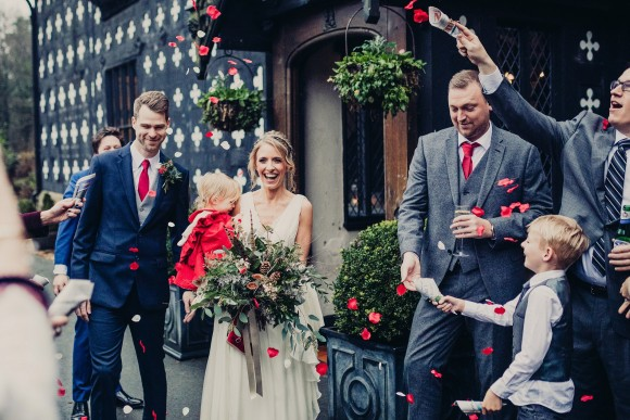 A Winter Wedding at Samlesbury Hall (c) Chelsea Shoesmith Photography (29)