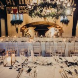 A Winter Wedding at Samlesbury Hall (c) Chelsea Shoesmith Photography (42)