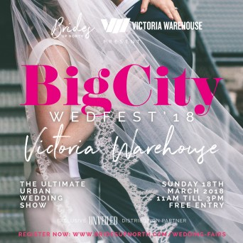 Victoria Warehouse Wedding Fair
