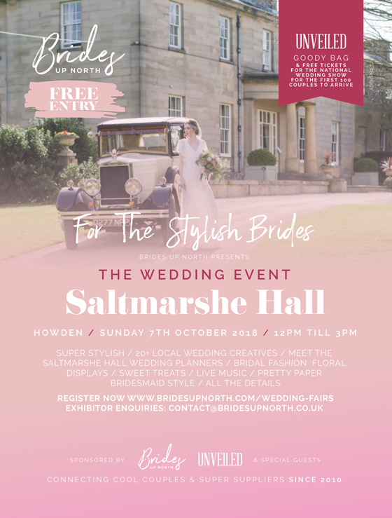 stately style. discover the secrets of saltmarshe hall