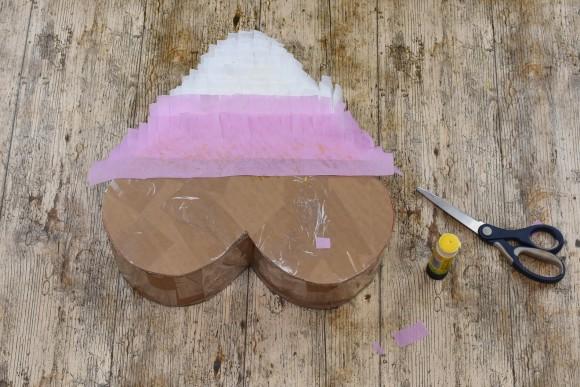 Shropshire Petals Confetti Pinata - Step 6