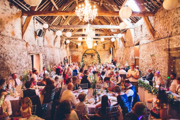A Botanical Barn Wedding (c) Beecham Photography (37)