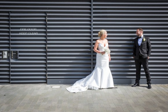 lights, camera, action. suzanne neville for a sophisticated city wedding in manchester – victoria & paul