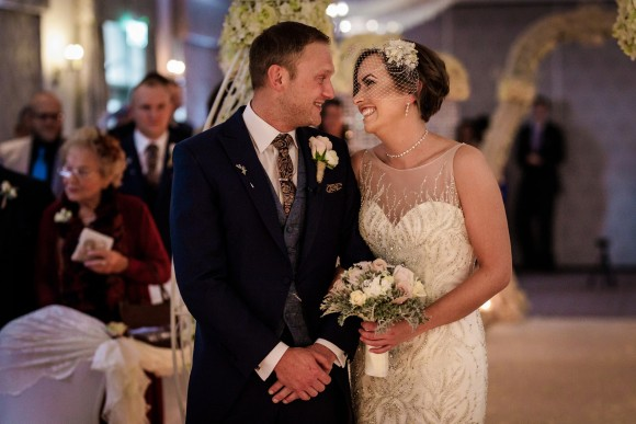 A Winter Wedding at Mottram Hall (c) Lee Brown Photography (49)