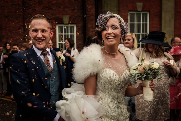 A Winter Wedding at Mottram Hall (c) Lee Brown Photography (61)