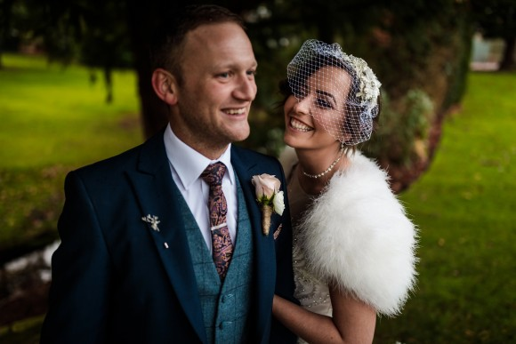 diamonds & pearls. a luxe winter wedding at mottram hall – jane & sam