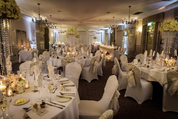 A Winter Wedding at Mottram Hall (c) Lee Brown Photography (74)