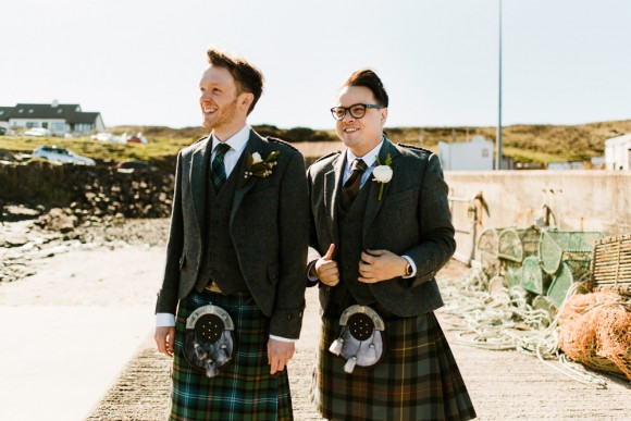 An Isle Of Skye Elopement Wedding - John Barwood Photography (21)