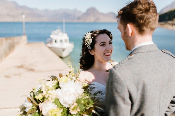 An Isle Of Skye Elopement Wedding - John Barwood Photography (26)