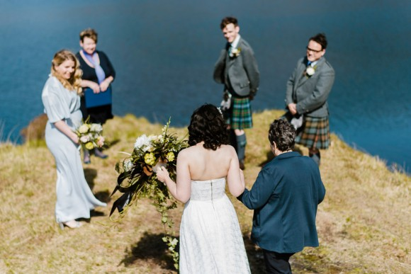 An Isle Of Skye Elopement Wedding - John Barwood Photography (39)
