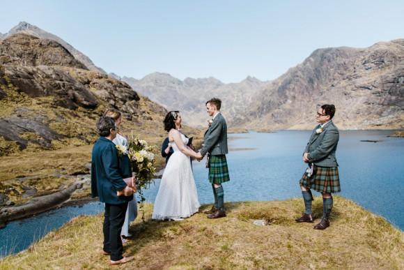 An Isle Of Skye Elopement Wedding - John Barwood Photography (41)