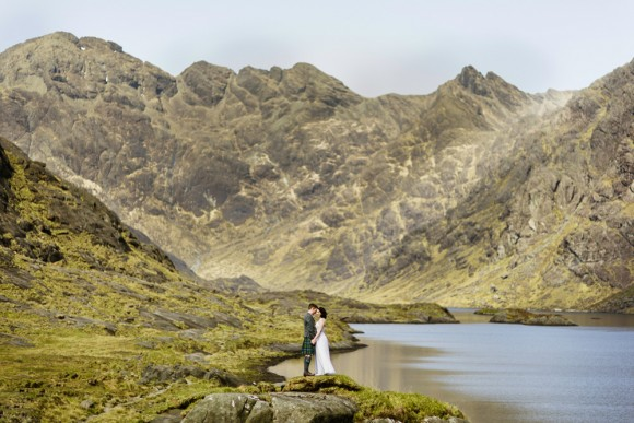 An Isle Of Skye Elopement Wedding - John Barwood Photography (48)