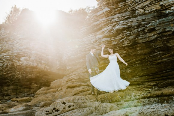 An Isle Of Skye Elopement Wedding - John Barwood Photography (71)