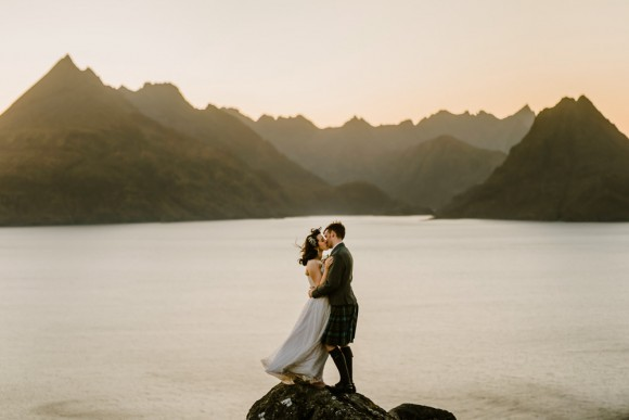 An Isle Of Skye Elopement Wedding - John Barwood Photography (80)