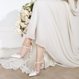 Benedetta Shoe Ivory