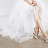 Dahlia Sandal Ivory