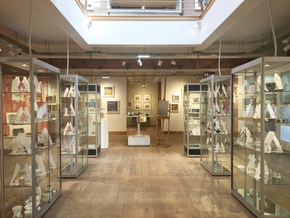 a real gem: the biscuit factory's jewellery collection
