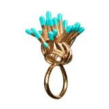 Oddical Dottie Mini Ring