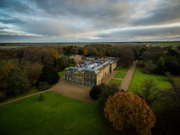 dream venue: rise hall, with sarah beeny