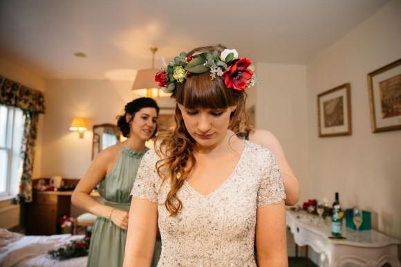 A Festive Wedding In Yorkshire (c) Victoria Baker Weddings (17)