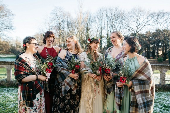 A Festive Wedding In Yorkshire (c) Victoria Baker Weddings (39)