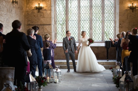A Romantic Winter Wedding at Barden Tower (c) Lloyd Clarke Photography (31)