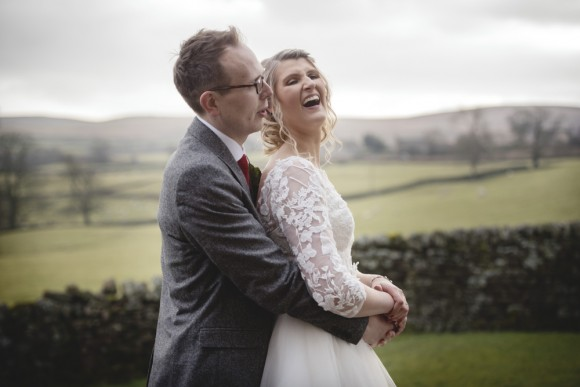 A Romantic Winter Wedding at Barden Tower (c) Lloyd Clarke Photography (35)