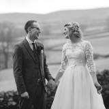 A Romantic Winter Wedding at Barden Tower (c) Lloyd Clarke Photography (37)