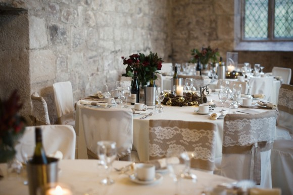 A Romantic Winter Wedding at Barden Tower (c) Lloyd Clarke Photography (38)