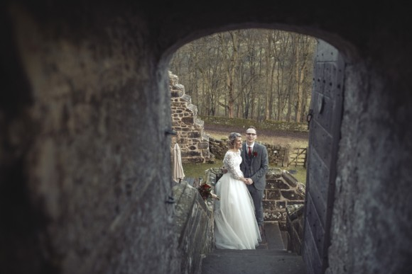A Romantic Winter Wedding at Barden Tower (c) Lloyd Clarke Photography (43)