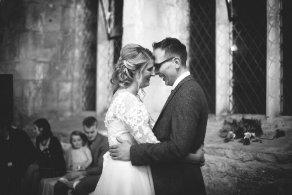 A Romantic Winter Wedding at Barden Tower (c) Lloyd Clarke Photography (58)