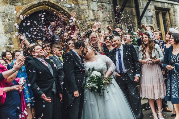 blossoming romance. sonsie for a rustic wedding in york – rachel & jonathan