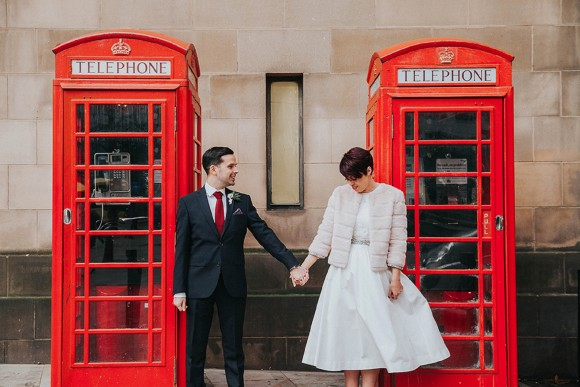 city centre elopement: a secret wedding in manchester – grainne & justin