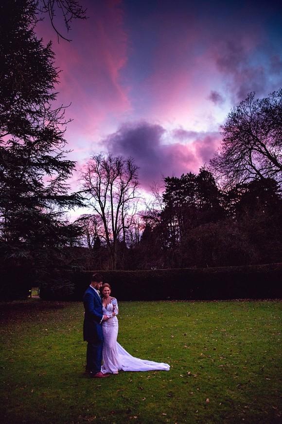 A Winter Wedding at Middleton Lodge (c) Daz Mack (67)