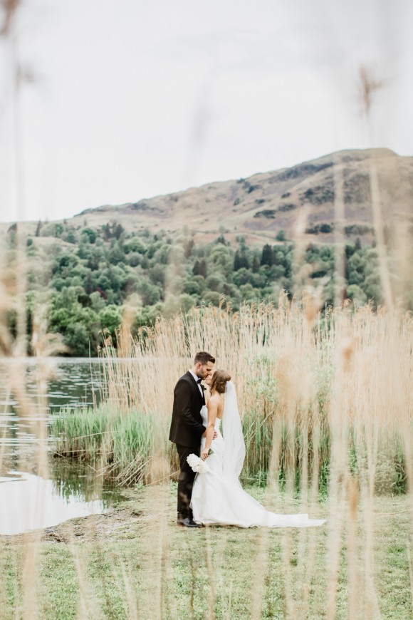 lakeside love story: sassi holford for a picturesque wedding in cumbria – laura & ryan
