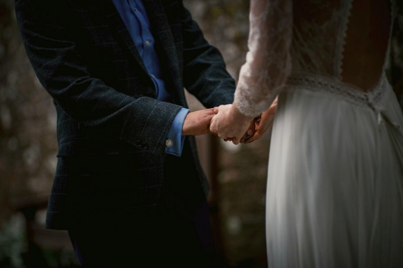 1 - Andy Billington_Ceremony_Holding_Hands