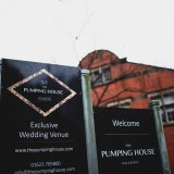 A Contemporary Wedding at The Pumping House (c) James Morgan (11)