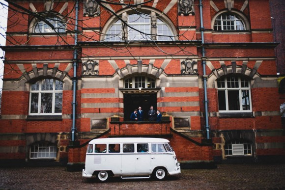 A Contemporary Wedding at The Pumping House (c) James Morgan (14)