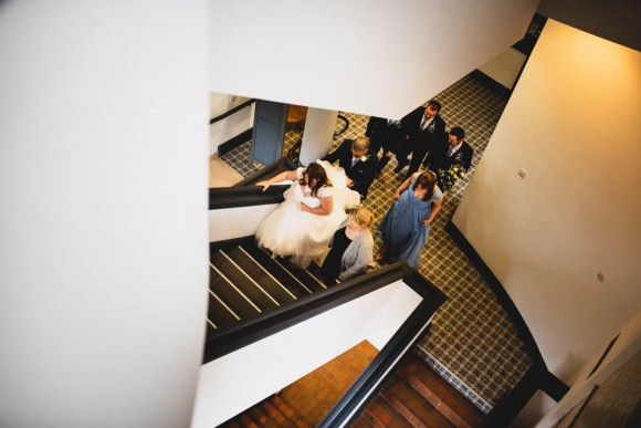 A Contemporary Wedding at The Pumping House (c) James Morgan (15)