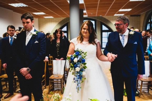 A Contemporary Wedding at The Pumping House (c) James Morgan (24)