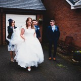 A Contemporary Wedding at The Pumping House (c) James Morgan (9)