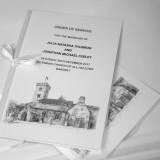 A New Year Wedding at Wood Hall Hotel (c) Bethany Clarke (11)