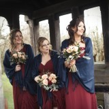 A New Year Wedding at Wood Hall Hotel (c) Bethany Clarke (13)